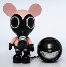 Mouse Mask Murphy Normal Clean (Silver Edition)