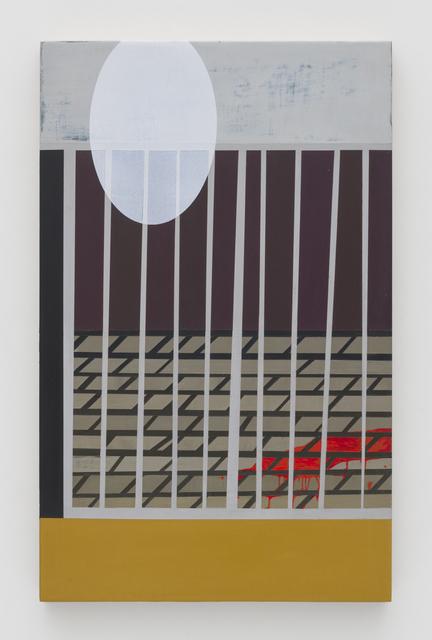 , 'Notícia de jornal (prisão) / Tabloid Story (Prison),' 2017, Stephen Friedman Gallery
