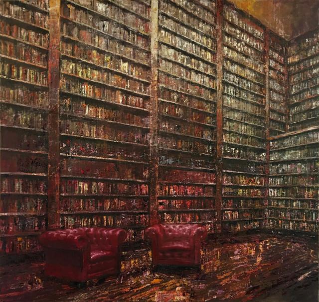 , 'Conversazione Rossa,' 2017, Ransom Art