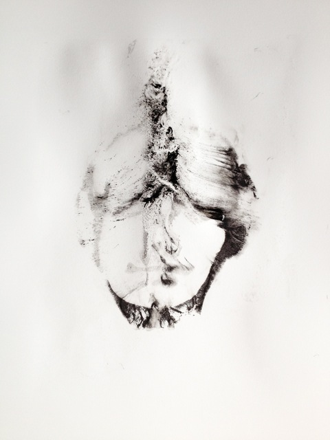 , 'De la Desconocida del Sena y otras Ofelias - II,' 2013, Oficina #1