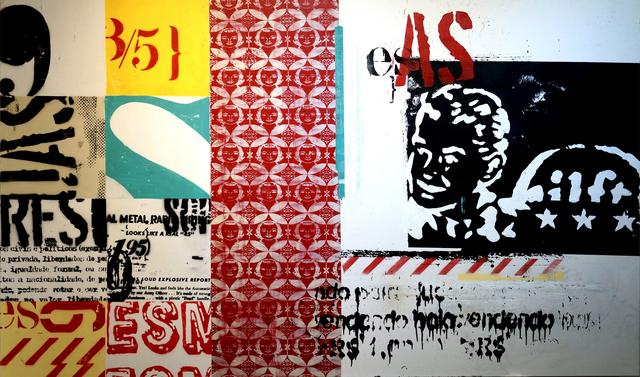 , 'Asas,' 2017, Choque Cultural