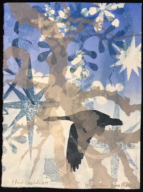 , 'Cloud Crystal 14,' 2019, Mark Moore Fine Art