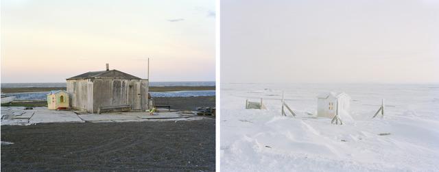 , 'Barrow Cabins 02,' Summer 2010-Winter 2012, G. Gibson Gallery