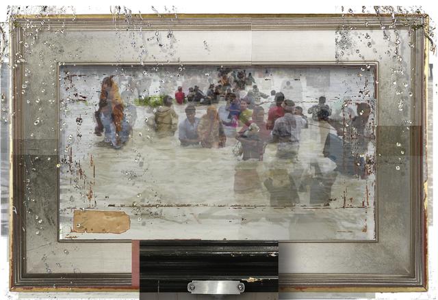 , 'Video Frame: Deluge,' 2018, Catharine Clark Gallery