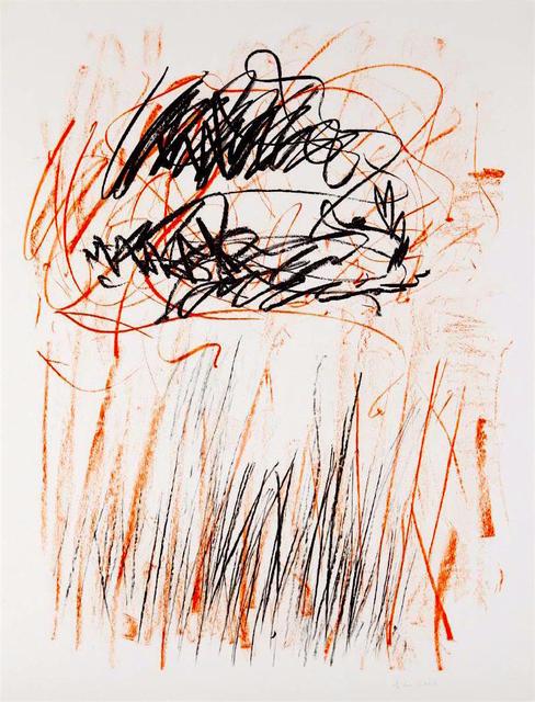 , 'Flower II,' 1981, michael lisi / contemporary art