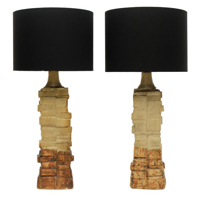 Bernard Rooke, 'Ceramic Table Lamps', ca. 1964, Fears and Kahn