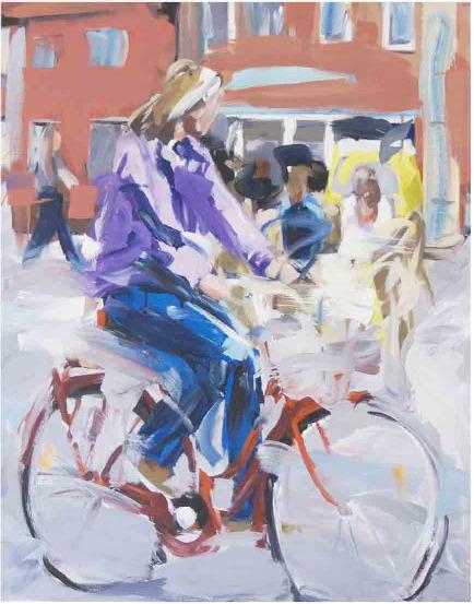 , 'Brugge,' 2017, Galerie Barbara von Stechow