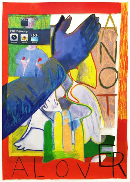 , 'ANOTHERALOVER,' 2015, Nathalie Karg Gallery