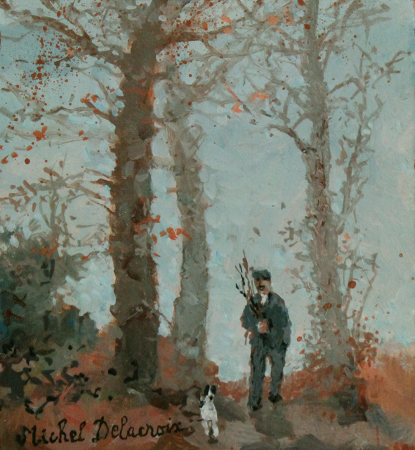 , 'Georges et Queen,' , Hugo Galerie