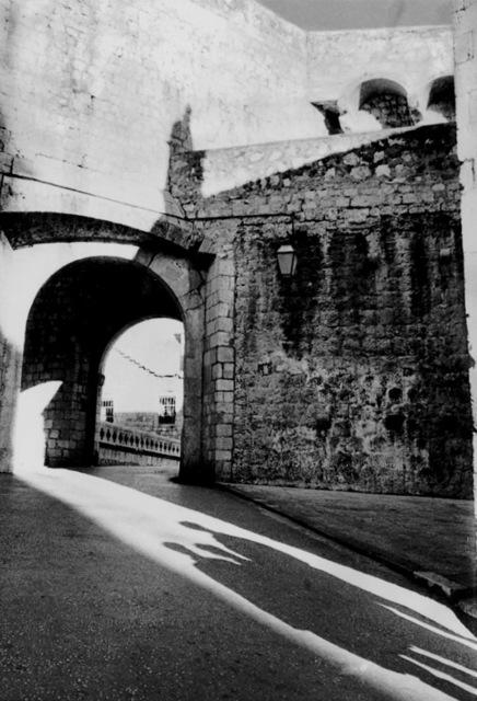 PAVO URBAN, 'Shadows', 1990, Museum of Modern Art Dubrovnik