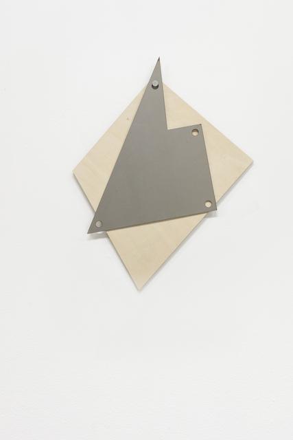 , 'Piece Number (05C-S/16A-P),' 2015, Mini Galerie