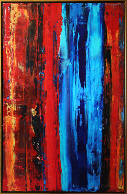 , 'Red and Blue No. 2,' , Gallery Pegasus