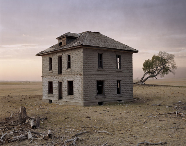 Andrew Moore, 'Murray House Sheridan County, Neb.', 2012, Photography, Chromogenic print, Alex Daniels - Reflex Amsterdam