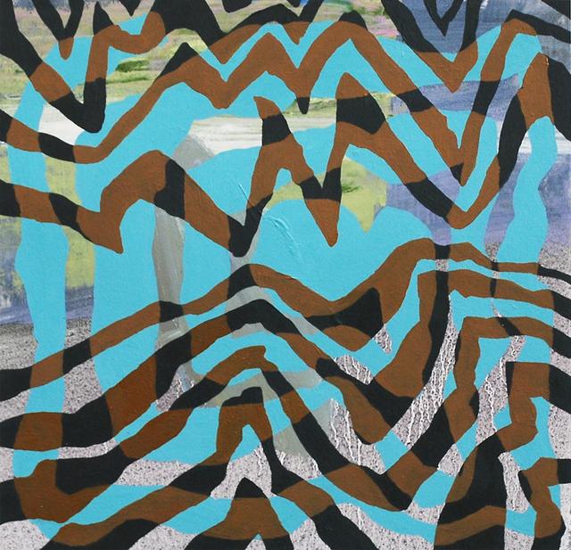 Aaron Collier, 'Overlay', 2018, Octavia Art Gallery