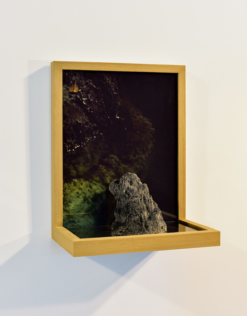 , 'Island3040,' 2015, Blindspot Gallery