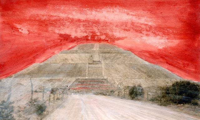 Cristina Kahlo, 'Variaciones sobre la Pirámide del Sol No. 5', 2018, Patricia Conde Galería