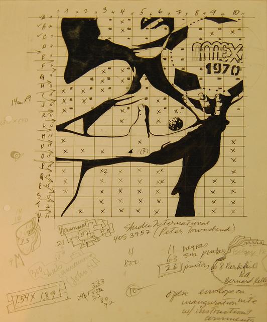 , 'Arriba y adelante,' 1970, Baró Galeria