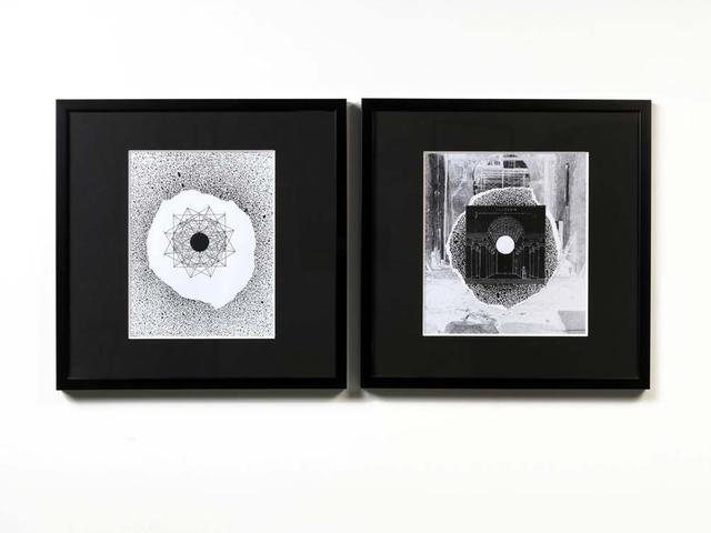 , 'Due studi per villa dei misteri,' 2013, Alfonso Artiaco