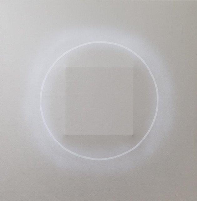 Len Klikunas, 'Corona Gray White', 2019, Artspace Warehouse