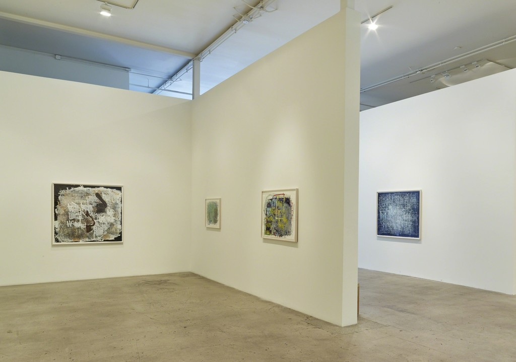 Dan Miller: Click installation view (Diane Rosenstein Gallery, Los Angeles)