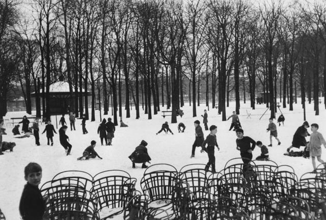 Edouard Boubat, 'Jardin du Luxembourg, Paris', 1955, Holden Luntz Gallery