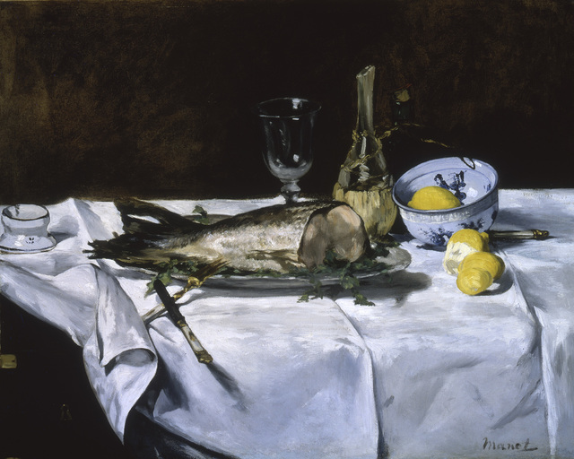 , 'The Salmon,' 1896, The National Gallery, London