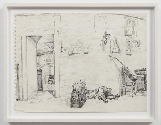 , 'Untitled (studio interior),' ca. 1970, Mai 36 Galerie