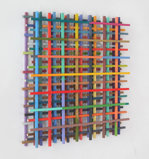 , 'Stick Composition: Gradation,' 2015, Sienna Patti Contemporary