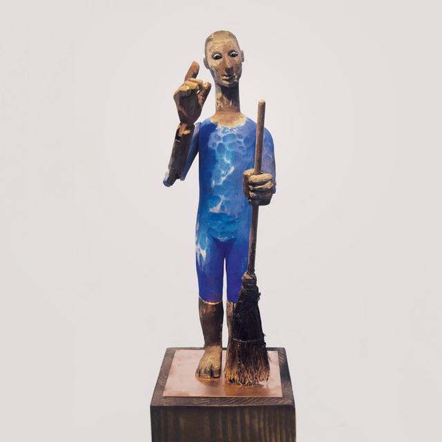 , 'Saint Martin de Porres,' 2017, Anima-Mundi