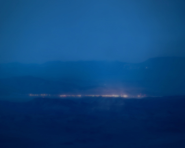 Trevor Paglen, 'Detachment 3, Air Force Flight Test Center, Groom Lake, NV; Distance ~ 26 Miles', 2008, Altman Siegel
