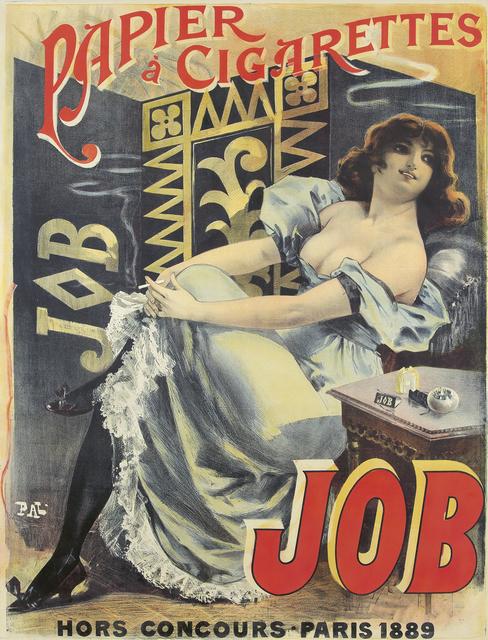 Pal (Jean de Paléologue), 'Job', ca. 1895, Rennert's Gallery