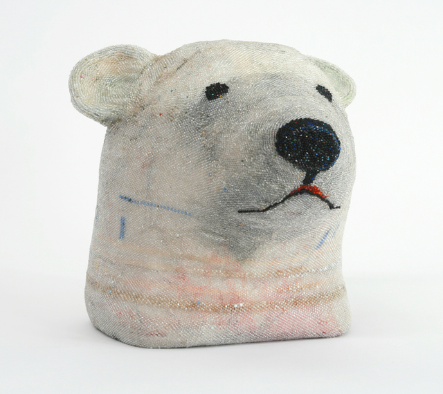 , 'POLAR BEAR,' 2014, Greg Kucera Gallery