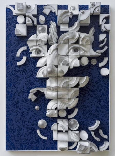 , 'Cubist #8,' , Octavia Art Gallery