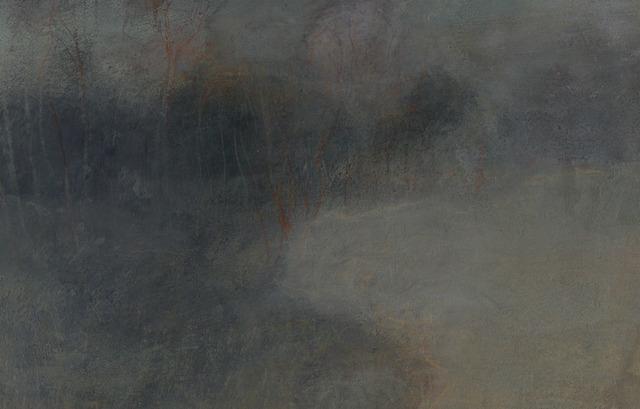 , 'Landscape L1166 - Field Edge with Trees ,' 2019, Alan Kluckow Fine Art