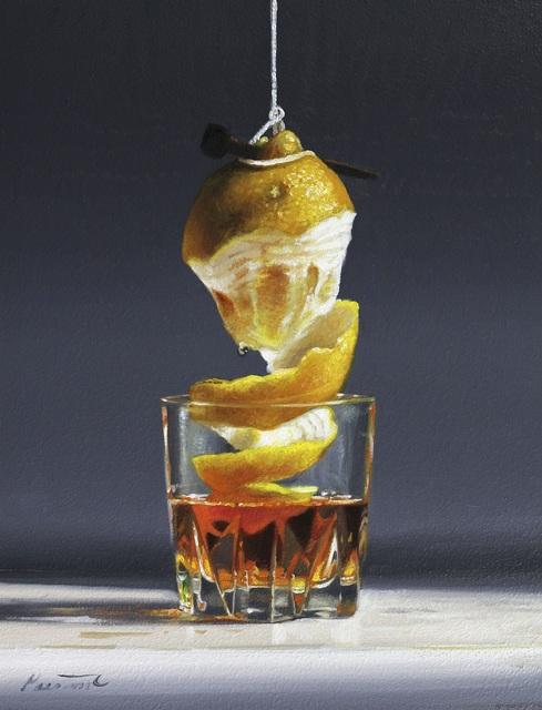 , 'Whisky Sour,' 2019, William Baczek Fine Arts
