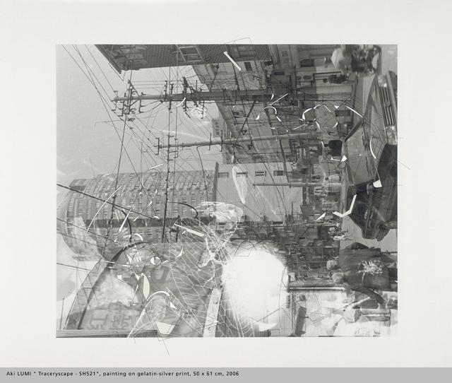 , 'Traceryscape SH521,' 2006, Vanguard Gallery