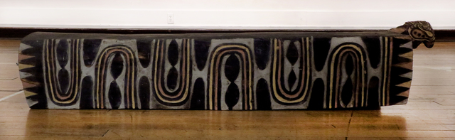 Papua New Guinea Tribal Art, 'Bench', 1960-1995, Etherton Gallery
