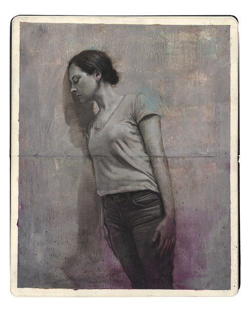 , 'Oblicuo,' 2017, Spoke Art
