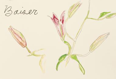 Baiser/s'aimer (3)