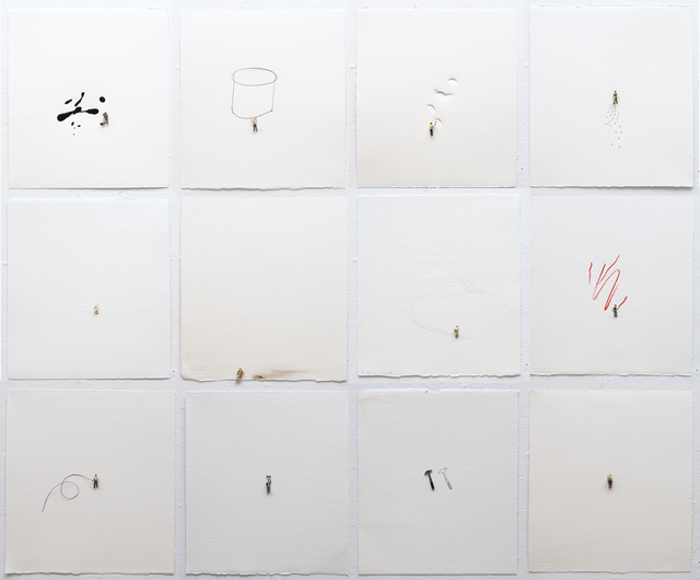 , 'Twelve Events,' 2018, Hosfelt Gallery