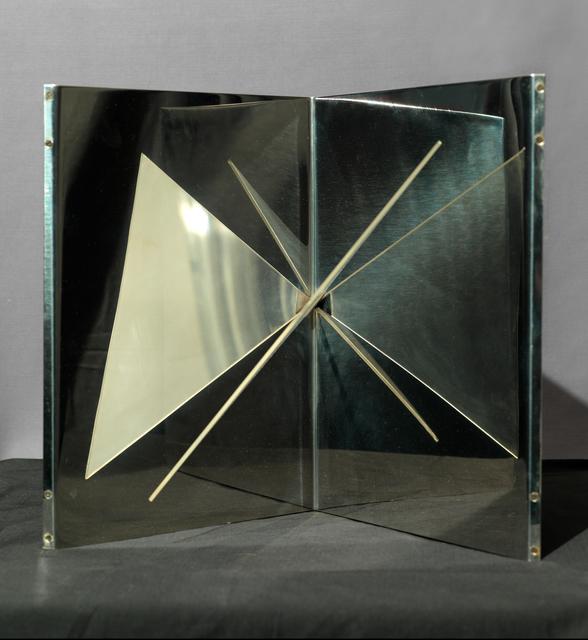 Gabriele De Vecchi, 'Strutturazione triangolare', 1963, The Mayor Gallery