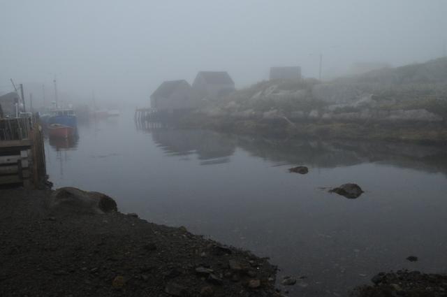 , 'Foggy Irish Morning,' 2012, The Galleries at Salmagundi