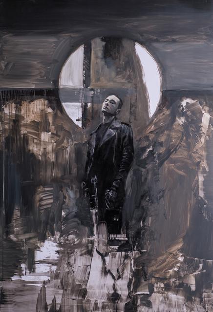 , 'Silent Broadcast,' 2018, 99 Loop Gallery