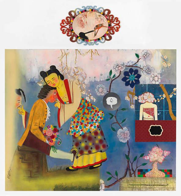 , 'The Apprentice Geisha,' 2014, Zolla/Lieberman Gallery