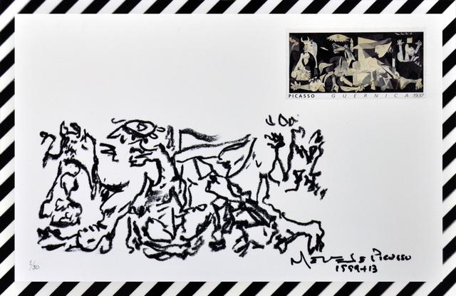 , 'Carta a….4,' 2012, Polígrafa Obra Gráfica