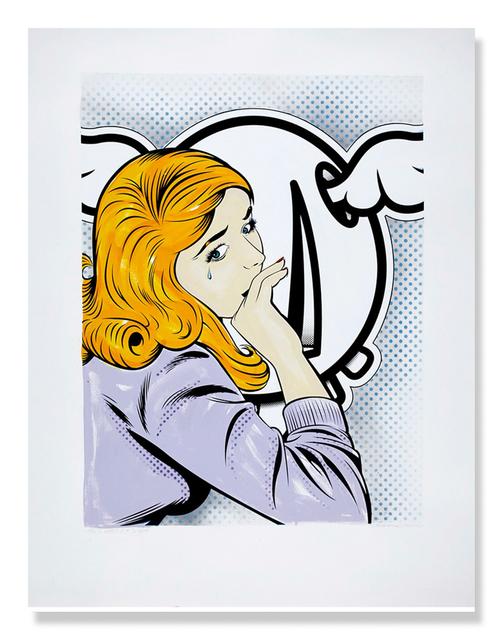 , 'Wall Hugger 2 - Lilac,' 2017, Treason Gallery