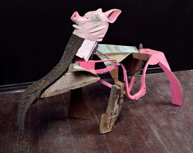 , 'The Pig of Love,' 2012, Galerie C.O.A