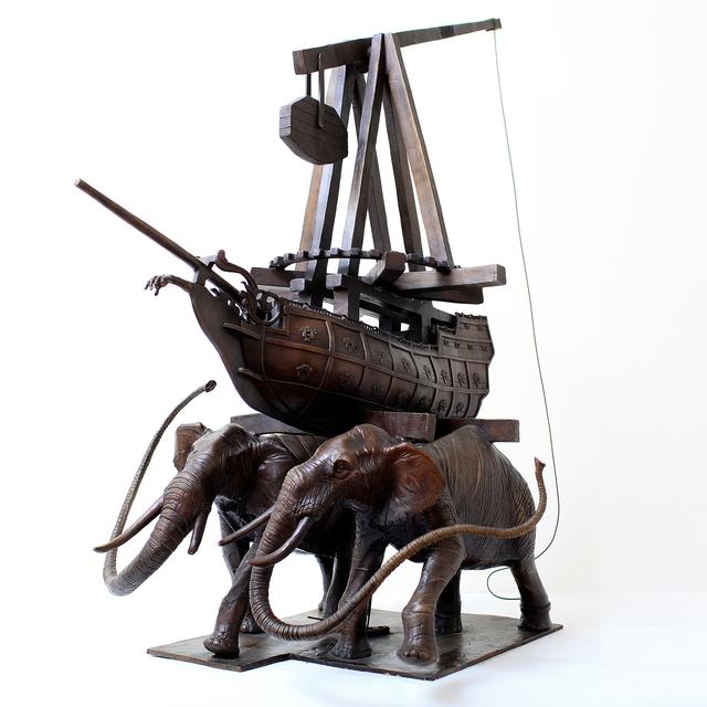 , 'The Elephants,' 2013, Jen Mauldin Gallery