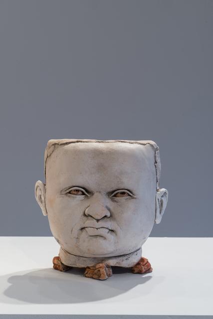 , 'Head #11,' 2016, Eutectic Gallery