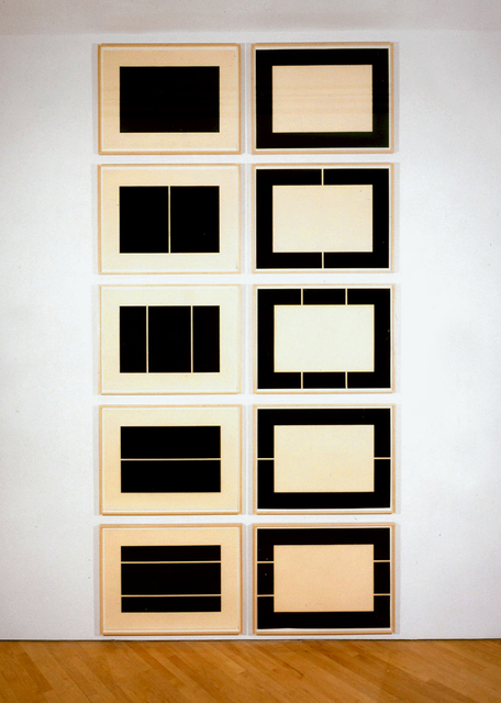 Donald Judd, 'Untitled', 1988, Carolina Nitsch Contemporary Art